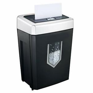 Bonsaii Evershred 14 sheet Cross cut Heavy Duty Paper Shredder With 30 Minutes