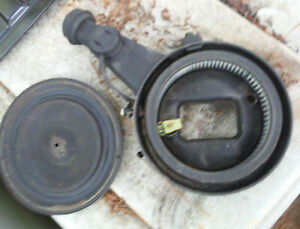 1980 Vtg Chevy 6 Cyl Air Cleaner Assy 2 Bbl Carb W Rectangular Opening