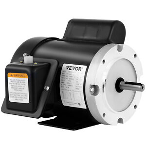 Electric Motor 3 4 Hp 1 Phase 1800 Rpm 5 8 Inch Shaft 60 Hz Waterproof Shdc