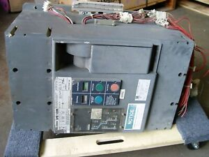 Cutler hammer Spb 100m Automatic Transfer Switch Circuit Breaker 480v 2500a