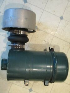 Gently Used International Diesel Air Filter System Complete Assembly W Housing
