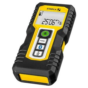 Stabila Ld 250bt 165ft Bluetooth Laser Distance Measuring Unit Made In Germany