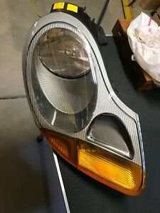 99 01 Porsche 996 Carrera 911 Front Right Side Headlight Lamp Oem Preowned