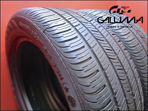 2 Two Tires Excellentcontinental 225 50 17 Contiprocontact 94v Runflat Bmw 49935