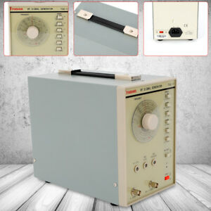 Radio High Frequency Signal Generator Power Cord Kit 100khz 150mhz Rf am Output