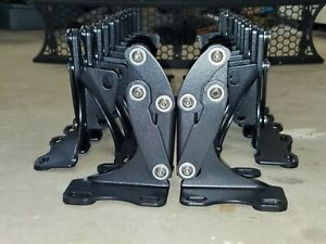 Toyota Celica Hood Hinges New Reproduction Ta23 Ra23 Ra24 Ra28 Ra29 Ra35 76 77