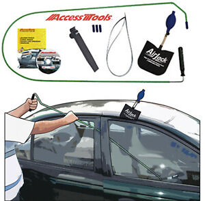Access Tools Fast Access Car Opening Lock Out Tool Kit Set New Free Shipping Usa