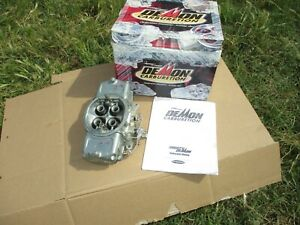 Barry Grant Mighty Demon 56 850 Cfm Carburetor Carb Drag Race Strip Street