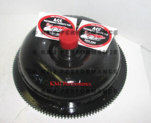 Acc 54083 11 2200 2800 Stall Tf 727 Torque Converter Torqueflite Mopar Weighted