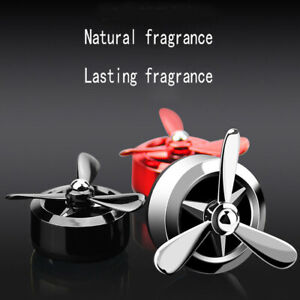 Car Air Freshener Auto Outlet Solid Perfume Vent Clip Magnetic Diffuser Purifier
