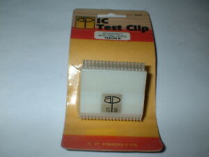 Ap 3m Tc 36 923720 r With Nail Heads 36 Contact Pins Ic Test Clip Adapter Box 7