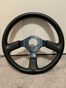 Rare Mugen Sw4 Jdm Steering Wheel Horn Button