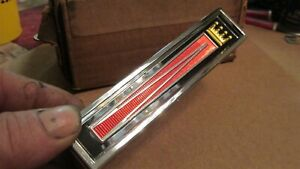 Nos 1970 Ford Galaxie 500 Xl Ltd Country Squire Front Grill Grille Emblem Nos