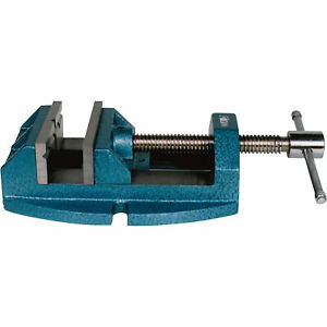Wilton Drill Press Vise continuous Nut 6in Jaw Width 1360