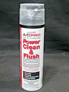 Genuine A C Pro Professional Auto Air Conditioning Power Clean And Flush W Hose