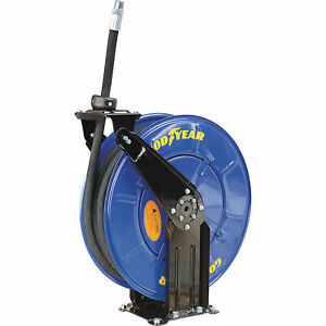 Goodyear Water oil Hose Reel With 1 2in X 50ft Hose