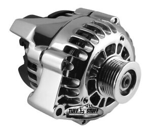 Tuff Stuff 8242nap Gm Ls1 Alternator 105a Polished