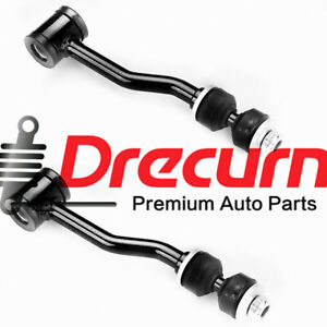 2pc Front Sway Bar End Links Kit Pair Set For Jeep Cherokee Grand Cherokee
