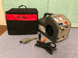 Perfect Robinair Rg3 115v Portable Refrigerant Recovery Machine