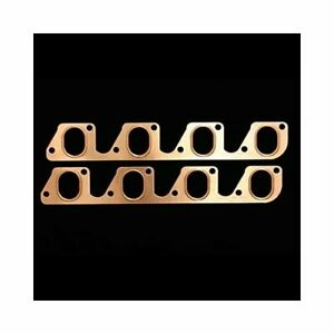 Sce Gaskets Exhaust Gaskets Header Copper 2 V Head Ford Cleveland Pair 4052