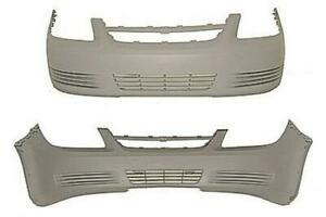 Cpp Front Bumper Cover For 2005 2010 Chevrolet Cobalt Gm1000733