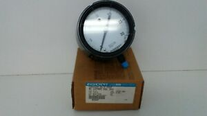 New Old Stock Ashcroft 1 4 npt 0 30 Psi Pressure Gauge 45 1279as 02l