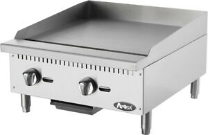 New Cook Rite Model Atmg 24 24 Lp Gas Griddle