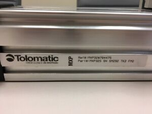 Tolomatic Pneumatic Air Cylinder Mxp32s Solid Bearing 32mm 1 1 4 Inch Bore