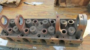 Nos 1974 1982 Ford Mustang Pinto Fairmont 2 3l 2300cc Engine Cylinder Head Com