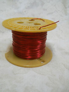 Essex Copper Magnet Wire winding Wire 14 Awg Gauge 2 3 Pounds Gross