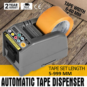 Zcut 9 Automatic Electric Tape Dispenser 6 Length Counting 6 60mm