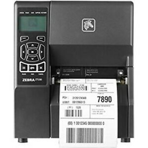 Zebra Technologies Industrial Thermal Barcode printer Zt230 Turnkey Package
