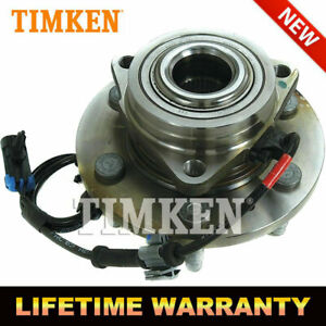 Wheel Bearing And Hub Assembly Front Rear Timken Sp500300 Ar