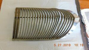 Vintage Buick 63 64 Riviera Upper Turn Signal Grill One Rib Has To Be Welded
