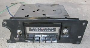 1979 Oldsmobile 98 Regency Am Fm 8 Track Stereo Radio Olds Camaro Firebird 78 79