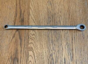 Snap On Tools 10mm Ratcheting Hi performance Box Wrench 0 Offset Xdhrm10