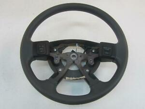 07 Dodge Ram Steer Steering Wheel Grey Gray Control Switch Switches Cruise Oem