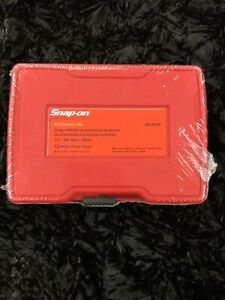 Snap on Bolt Extractor Set Bex13a 13 Piece Set brand New Still Sealed