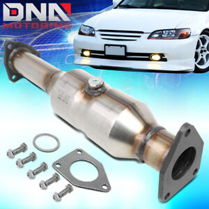 For 1998 2002 Honda Accord 2 3l Engine Catalytic Converter Exhaust Pipe W gasket