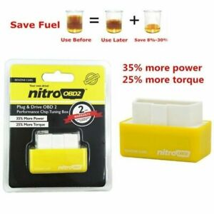 More Power Super Nitro Obd2 Upgrade Reset Function Ecu Chip Tuning Box