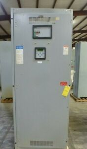 Asco 7000 Series Power Transfer Switch 1200 Amp E9403120097x w2