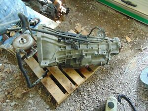 Automatic Transmission 6 8l Fits 2012 Ford E450 E350 Van 163k Shifts Great