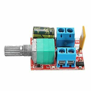 Motor Speed Control Toogoo Dc Pwm Mini Electrical Motor Led Dimmer New