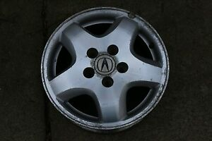 1998 1999 2000 Honda Accord Wheel 6 Cyl 5 Lug 15x6 1 2 Alloy I2