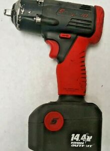 Snap On 14 4v Impact Wrench Ctb4147