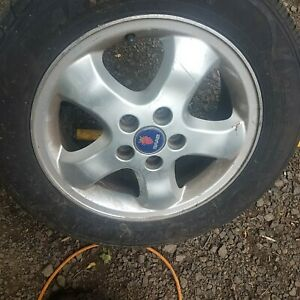 Saab 9 3 93 1995 2003 16 Wheel Alloy Compare Picture One
