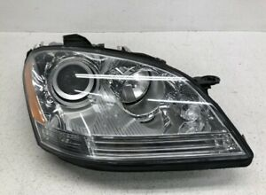 2006 2007 2008 Mercedes Benz Ml350 Headlight Right Passenger Rh Oem Clean