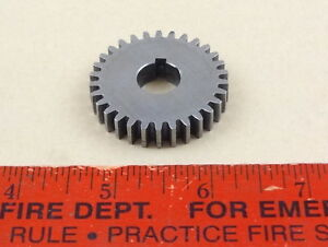 Nice Atlas 10 Craftsman 12 Lathe Quick Change Box 30 Tooth Gear Part 10 1522