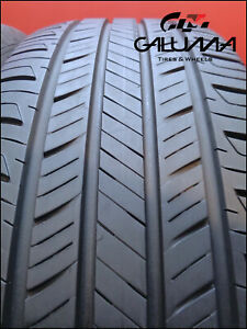 2 Two Tires Excellent Hankook Tires 235 60 18 Kinergy Gt 103h Honda Toyota 50131