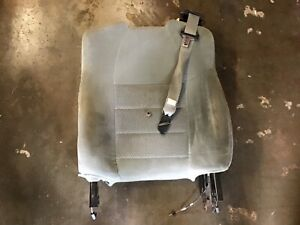 1999 2007 Ford Truck F250 Manual Seat Back Driver Lh Left Frame Foam Cover